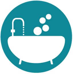 bath and bubbles logo